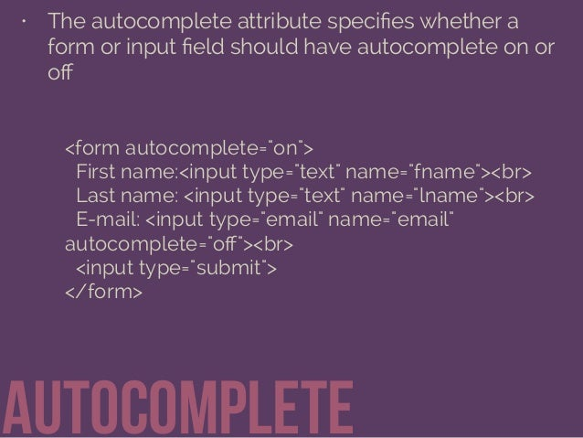 Getting Information through HTML Forms Slide 32