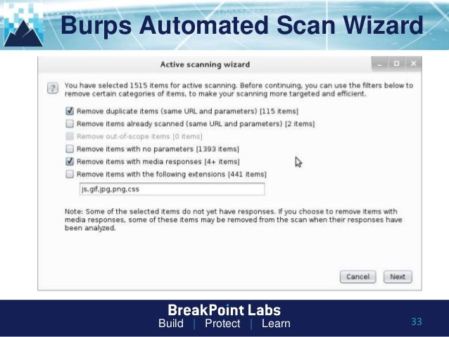 Web Hacking With Burp Suite 101
