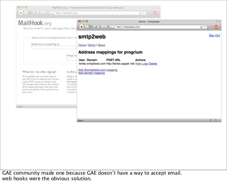 this makes working with email mailboxes way easier in the context of the web