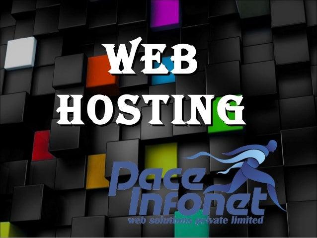 WebWeb HostingHosting