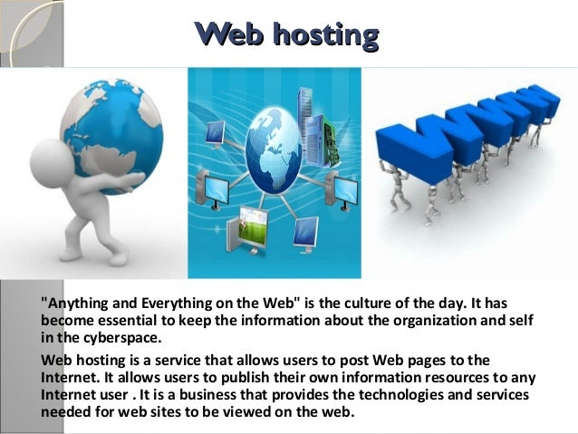 Web Hosting Services in Ahmedabad Slide 2