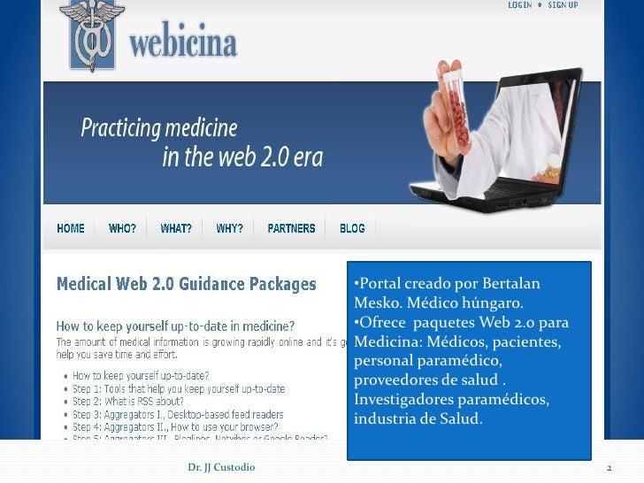 Webicina Slide 2