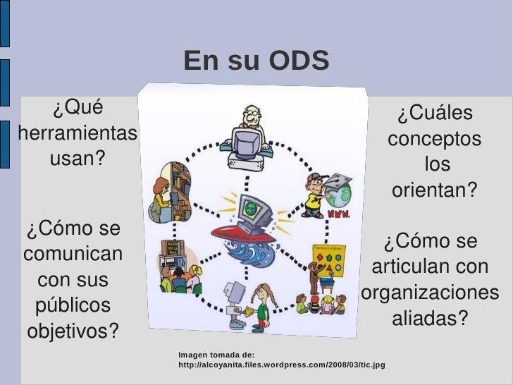 En su ODS     ¿Qué                                                                ¿Cuáles herramientas                 ...