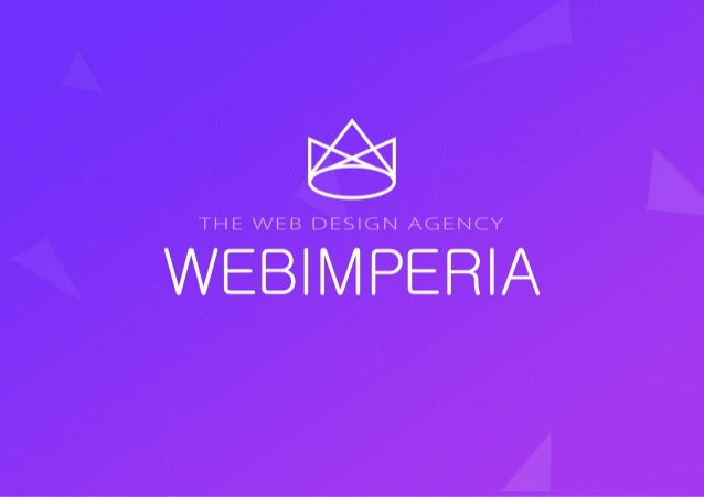 The web design agency Webimperia