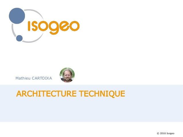 Webinaire Isogeo - l'API v1 en lecture est sortie ! Slide 3