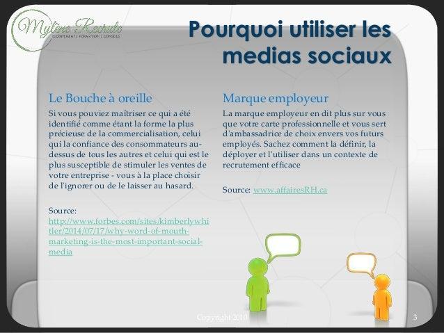 Webinaire - Le recrutement social Slide 3