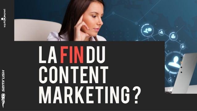 LaFINDU CONTENT Marketing?