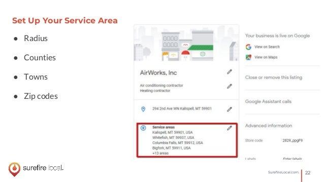 Google My Business Workshop for CE Dealers