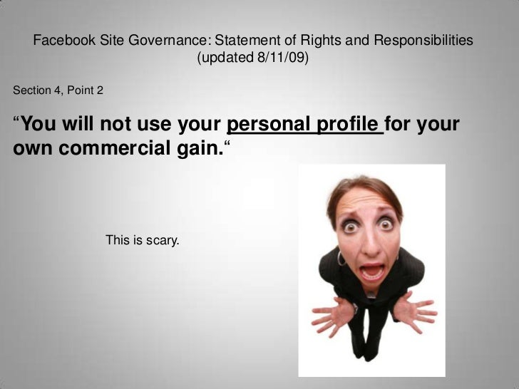 More than 30 million users access Facebook through their mobile device</li></li></ul><li>Who am I?<br />Facebook Profile??...