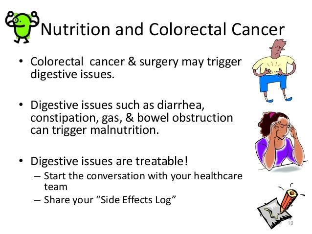 Eating To Avoid A Bowel Obstruction December 2014 Webinar