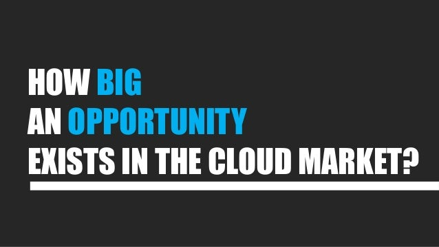 Move Cloud to the Core of your Business Strategy Slide 2
