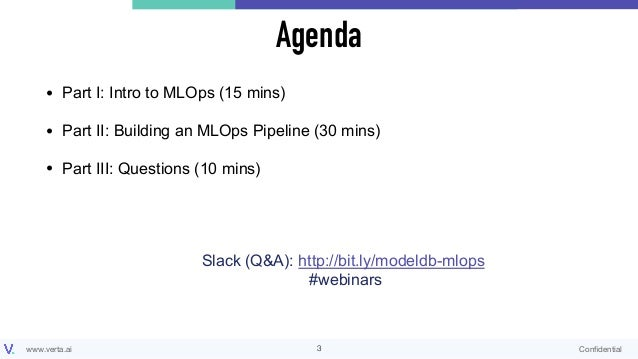 Robust MLOps with Open-Source: ModelDB, Docker, Jenkins, and Prometheus Slide 3