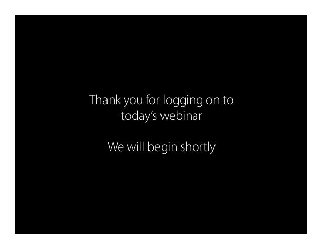 Thank you for logging on to today's webinar We will begin shortly DATA Inc. USA 72 Summit Avenue Montvale, NJ 07645 (201) ...