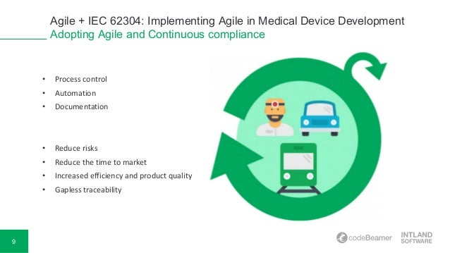 Agile iec 62304 implementing agile in medical device for 62304