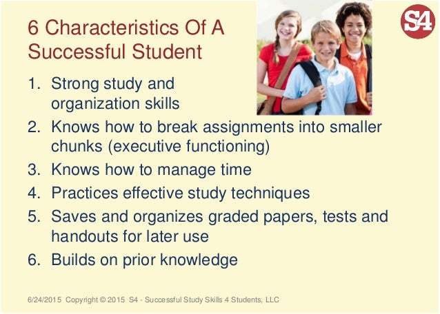 4 Skills Every Student Needs for Success in Middle & High ...
