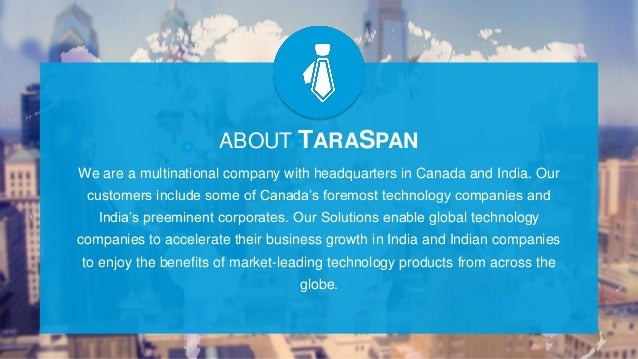 We are a multinational company with headquarters in Canada and India. Our customers include some of Canada's foremost tech...