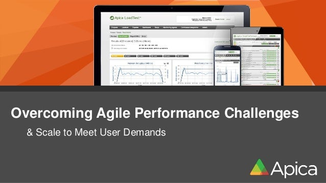 Overcoming Agile Performance Challenges & Scale to Meet User Demands