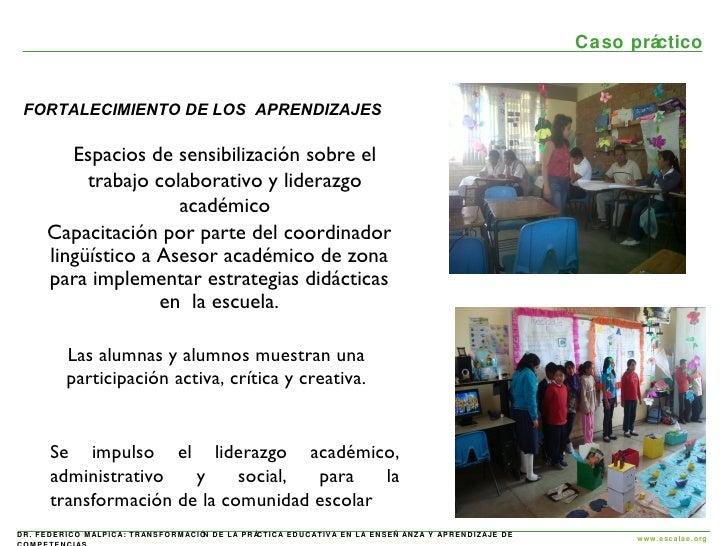 Webinar dr federico malpica basurto - Esquema caso practico trabajo social ...