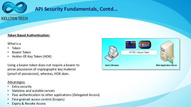 API Security with OAuth2 0