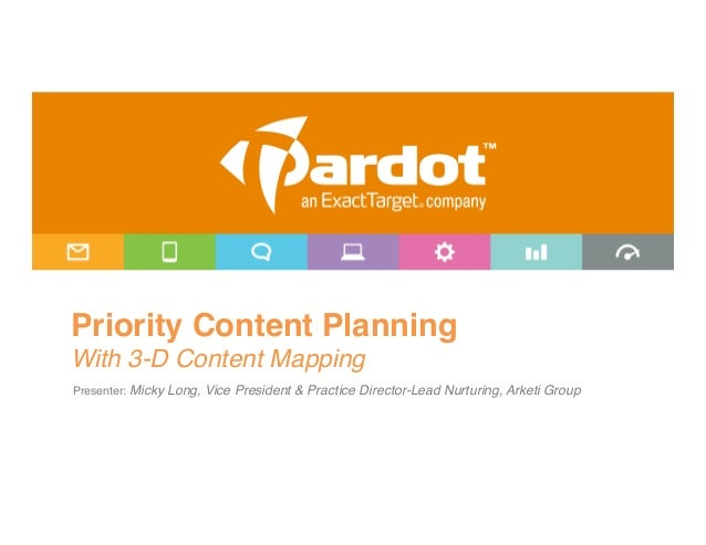 Priority Content Planning