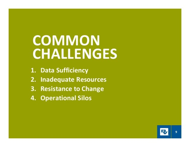 Barriers & Challenges to Change Implementation