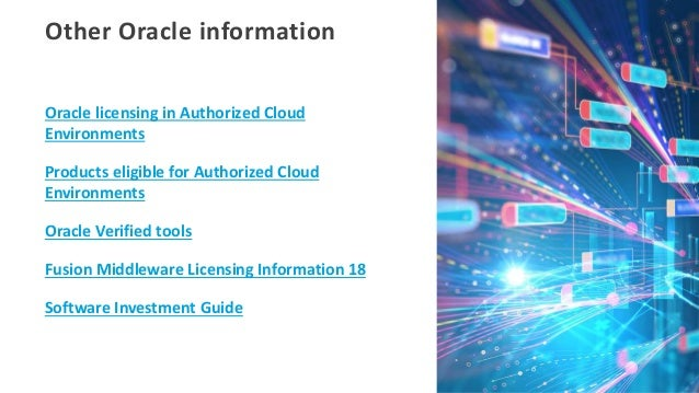 Concepts and Best Practices for Managing Oracle License Compliance