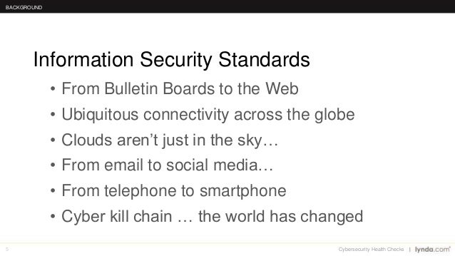 5 • From Bulletin Boards to the Web • Ubiquitous connectivity across the globe • Clouds aren't just in the sky… • From ema...