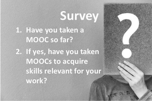 MOOC Design: MOOCs for the world of business Slide 3