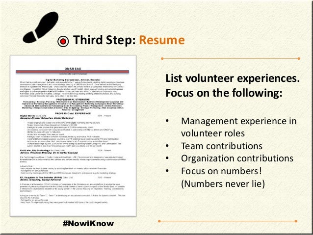 Can You Lie About Volunteer Work On Resume
