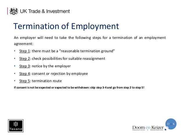 Employment Law & Employee Tax In The Netherlands