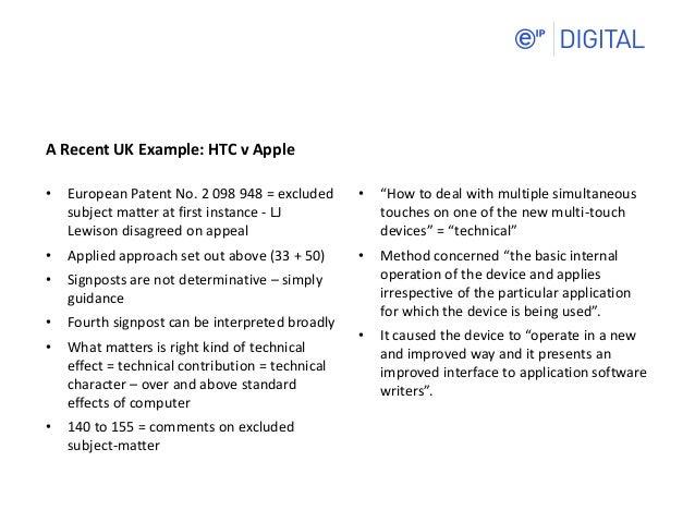 patent examples uk
