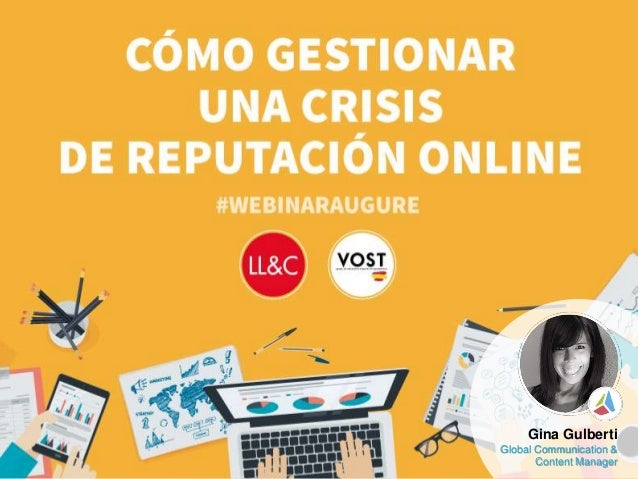 www.augure.com | Blog. blog.augure.com | : @augurespain WEBINAR Cómo gestionar una CRISIS DE REPUTACIÓN online #AugureWebi...