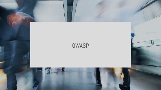 #wpewebinar OWASP