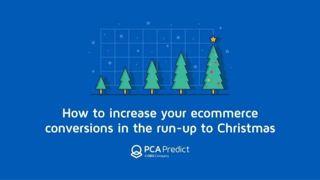 Webinar: How to increase your eCommerce conversions in the run-up to Christmas