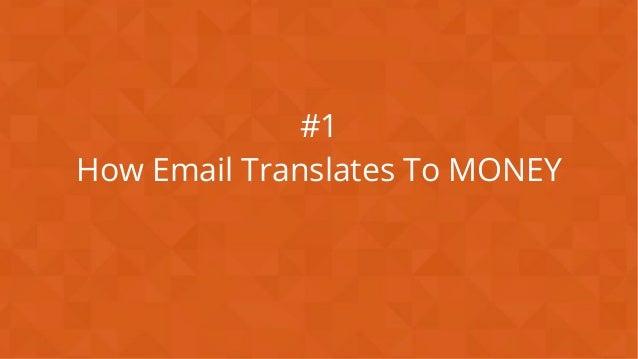 #wpewebinar #1 How Email Translates To MONEY