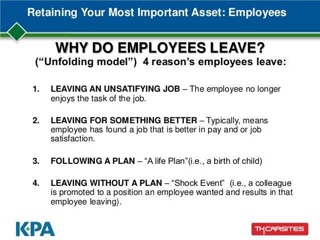 employee is the most important asset essay What to do when people are your most important asset by laurie bassi and daniel mcmurrer for starters, we analyzed the effect of spending on employee.