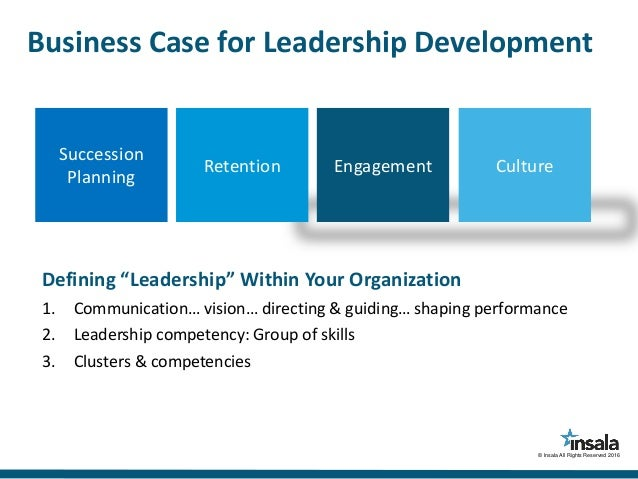 aric w hall leadership development plan I personal leadership development plan for aric w hall completed in partial fulfillment of the requirements of om 7170 – the developing leader capella university august, 2004.