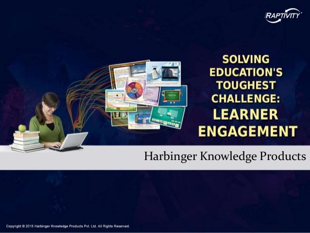 Harbinger Knowledge Products