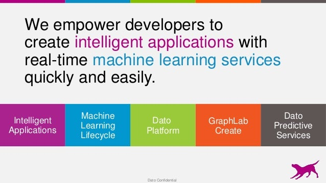 Machine Learning with GraphLab Create Slide 3