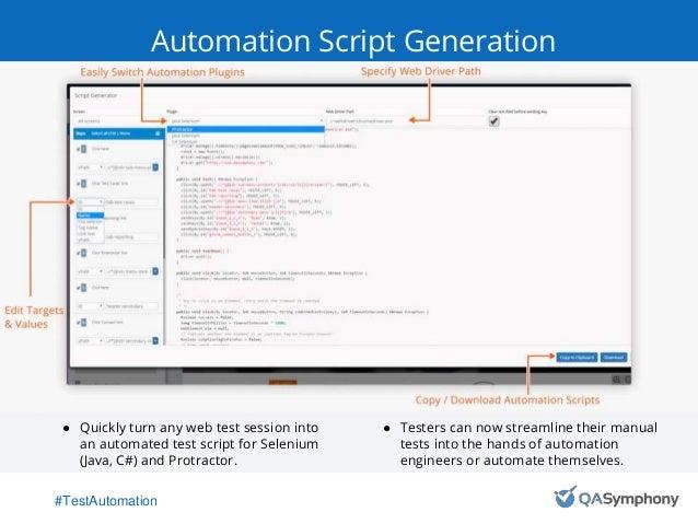 How to run your first Selenium WebDriver script - Selenium WebDriver Tutorial