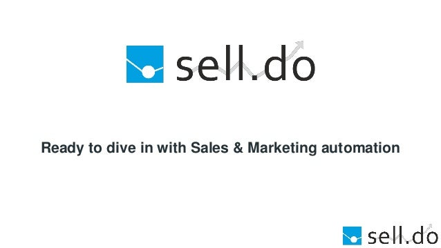 Ready to dive in with Sales & Marketing automation