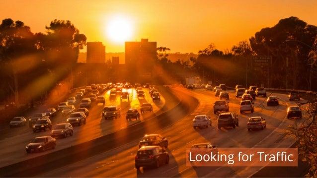 #wpewebinar Looking for Traffic