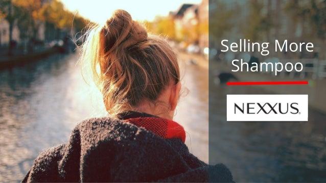 #wpewebinar Selling More Shampoo