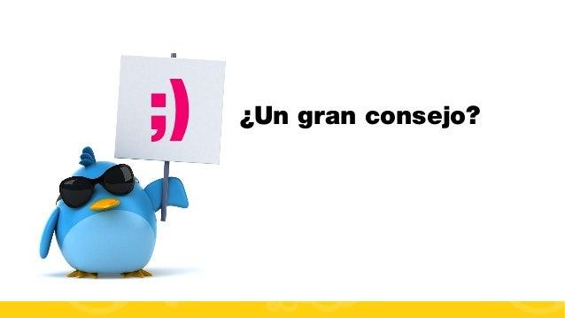 #FormaciónEBusiness ¿Un gran consejo?;)