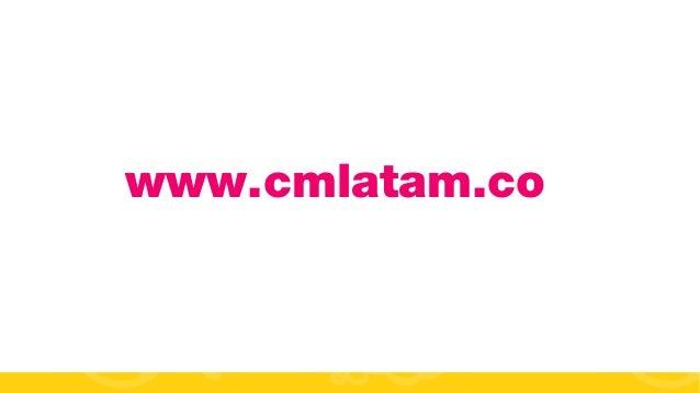 #FormaciónEBusiness www.cmlatam.co