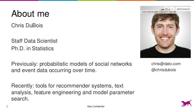 Text Analysis with Machine Learning Slide 2