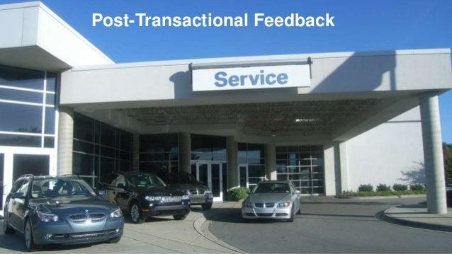 ©2014 Qualtrics – Company Confidential30 Post-Transactional Feedback