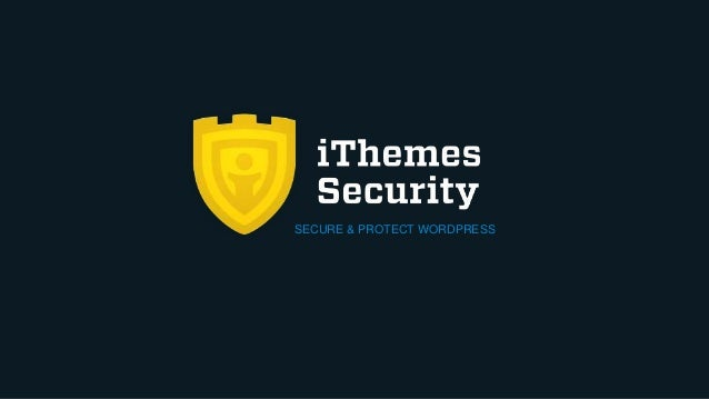 The best WordPress security plugin to secure & protect your WordPress site TAKE THE GUESSWORK OUT OF SECURING YOUR WORDPRE...