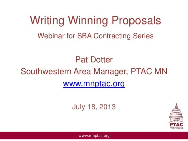 STC Webinar: From Business Writing to Consulting
