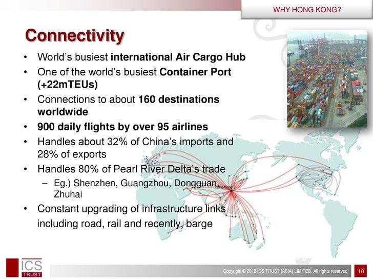 Ics trust webinar hong kong as an international hub for trading in c - Delta airlines hong kong office ...